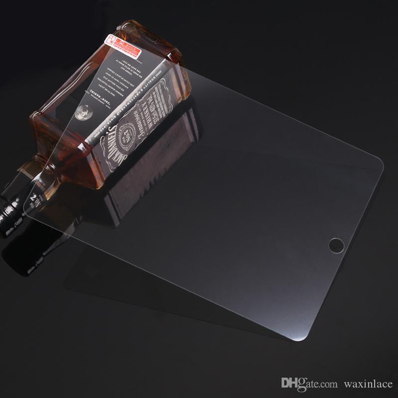 iPad 미니 1 2 3 4에 대 한 강화 유리 스크린 수호자 iPad 미니 망막에 대 한 0.3 M 2.5 D 9h 안전 보호 필름
