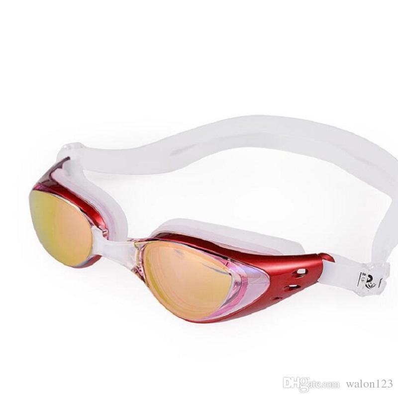 مكافحة الضباب نظارات السباحة نظارات السباحة للتعديل uv حماية الأطفال الكبار نظارات السباحة نظارات شحن مجاني