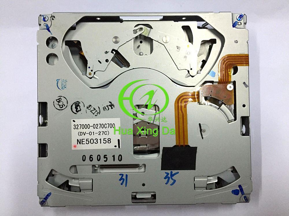 무료 POST 원래 베커 DV-01-27C DV-01 DV-01-26C 메르세데스 NTG1 Comand APS 카 라디오 시스템 용 DVD 탐색 메커니즘 정확히 로더