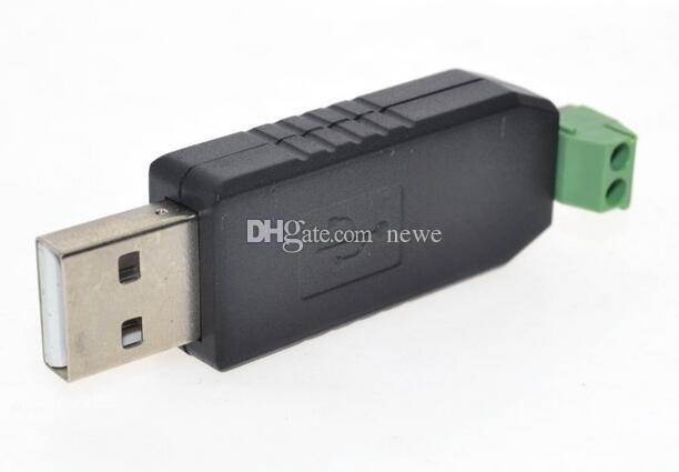 Nouvelle prise en charge de l'adaptateur de convertisseur USB vers RS485 485 Win7 XP Vista Linux Mac OS WinCE5.0