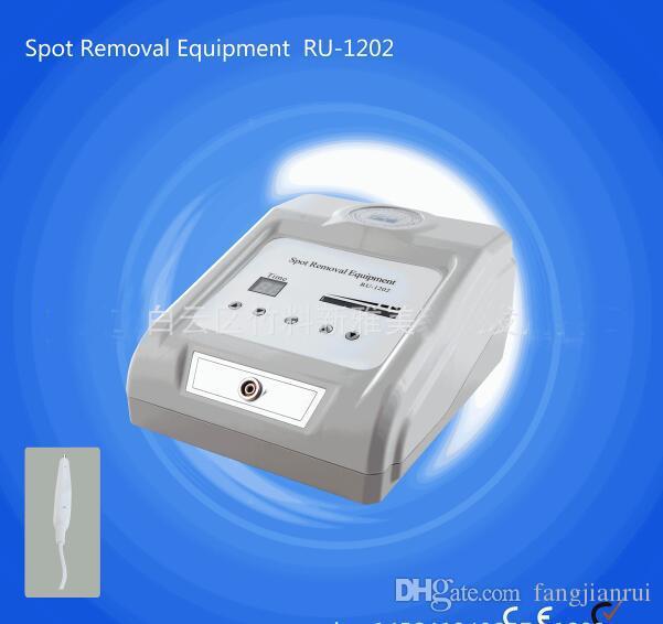 RU-1202 Sivilce ve Karanlık Nokta Çıkarıcı Cilt Koter Makinesi Spot kaldırma ekipmanı Spot kaldırma Manyetik Kaldırma Güzellik Ekipmanları