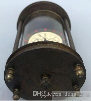 Orologi meccanici in ottone West orologio orologi personalizzati campane da collezione