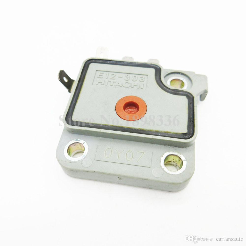GUT QUALITÄT Original Zündsteuermodul E12303 E12-303 für Honda Civic Integra Accord IG-HD004 Mobiletron 30130P06006