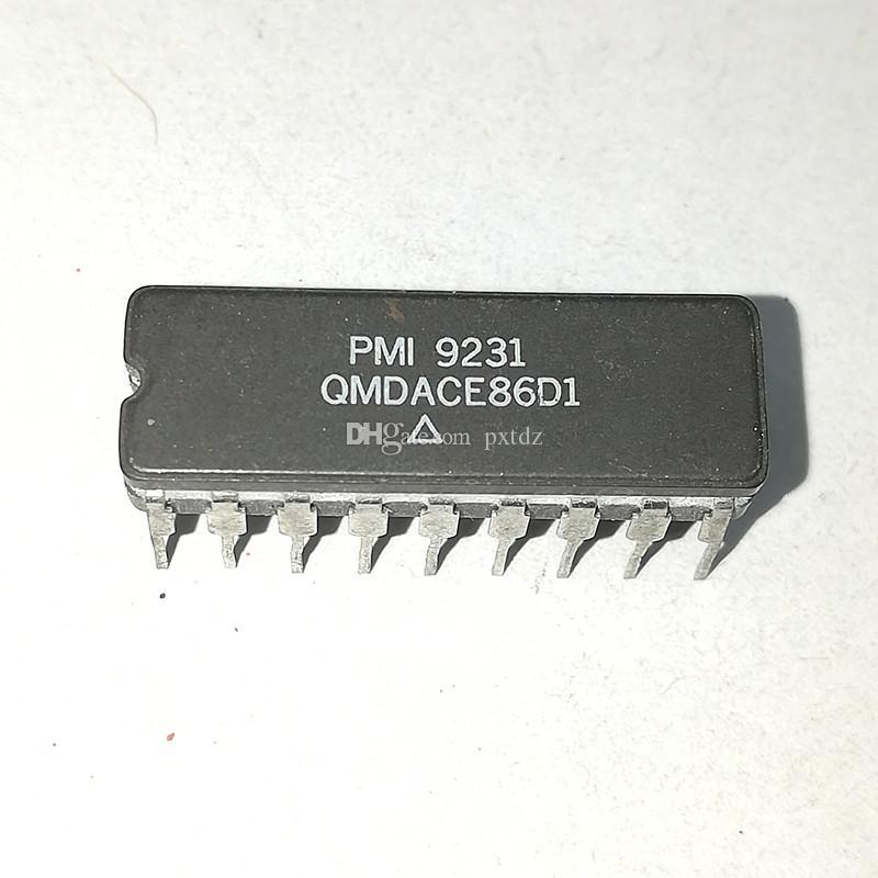 QMDACE86D1. DAC86EX, circuiti integrati integrati, CDIP18 / pacchetto in ceramica 18 pin doppio in linea. Componenti elettronici