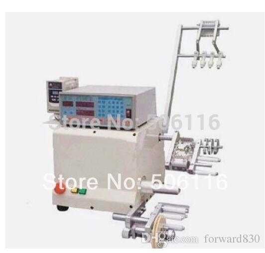 Geben Sie Schiff Computer-CNC automatische Coil Winder großes Drehmoment Wickelmaschine 0.03-2.5mm Draht