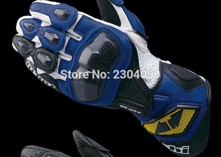 Free shipping RS Taichi NXT047 GPWAX racing gloves Carbon Genuine Leather Long Design Automobile Race Motorcycle Gloves Guantes