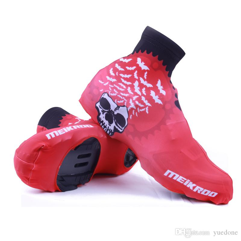 Su geçirmez Açık Spor Ayakkabı Kapak Termal Dağ Bisikleti Windproof galoş Koruyucu Bisiklet Bisiklet Ayakkabı Kapaklar