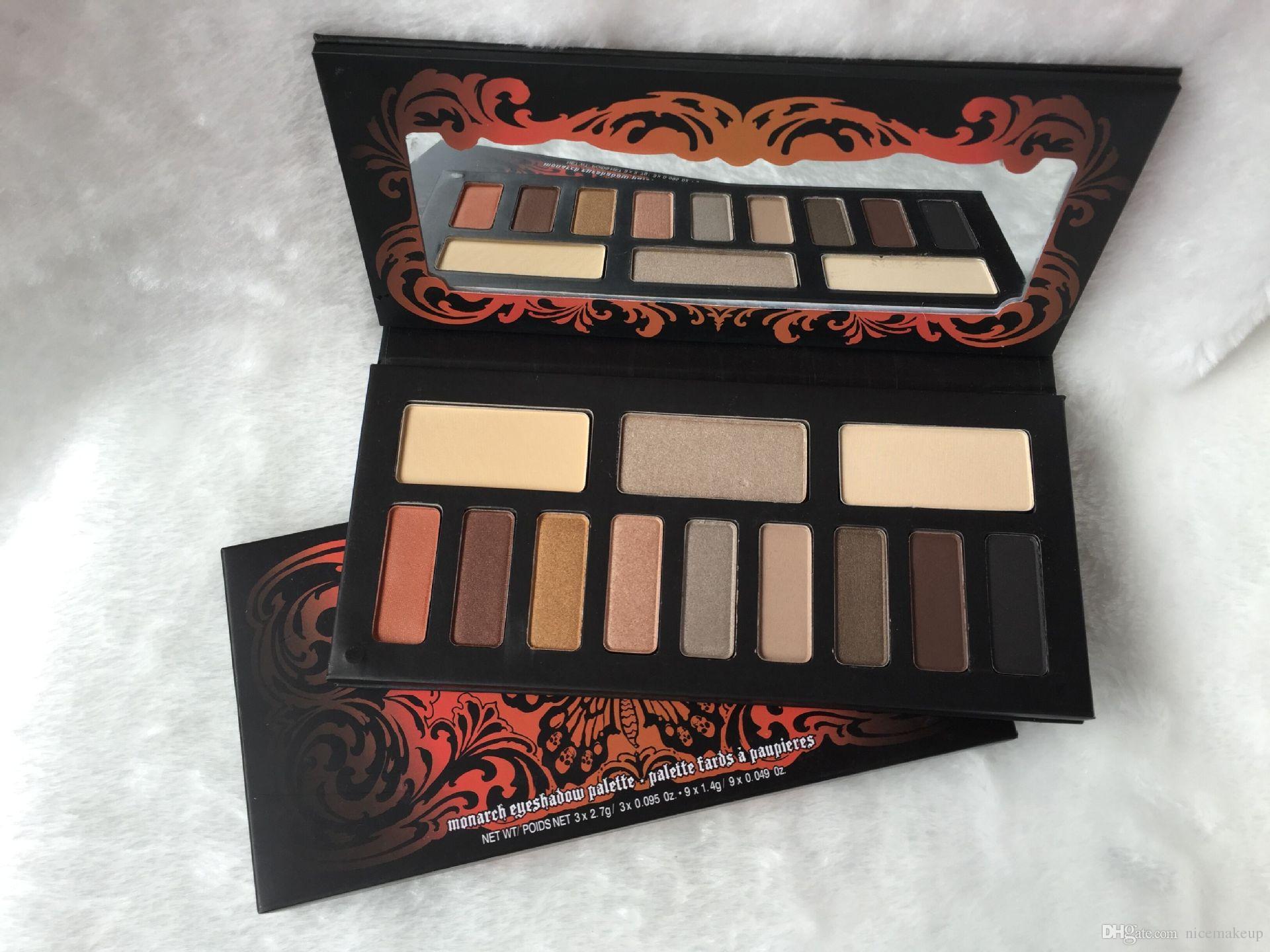 HANDAIYAN Brand Smoky Matte Eyeshadow Pallete Mixed Color