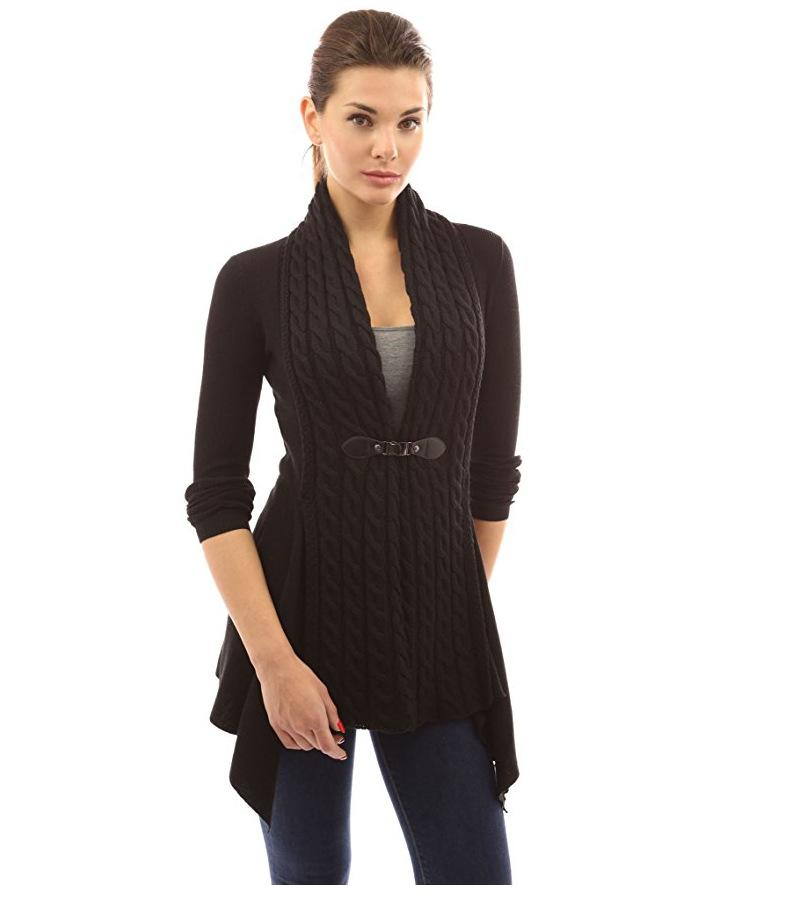 2017 봄 코트 패션 스타일 여성 니트 카디건 스웨터 도매 뜨개질