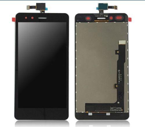 Bq x5 display lcd + touchscreen digitador assembléia sensor com rahmen para bq aquaris x5 tela lcd + Kostenloser versand