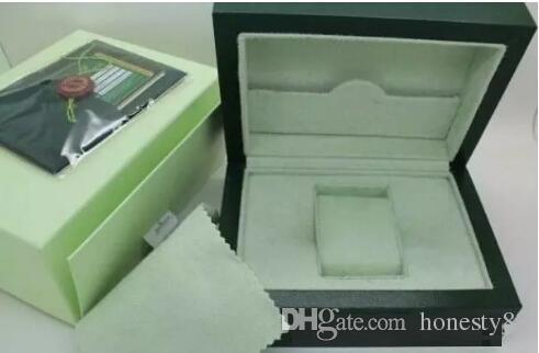 Top Luxus Herren Für ROLEX Uhrenbox Ursprüngliche Innere Äußere Uhrenboxen Männer Armbanduhr box