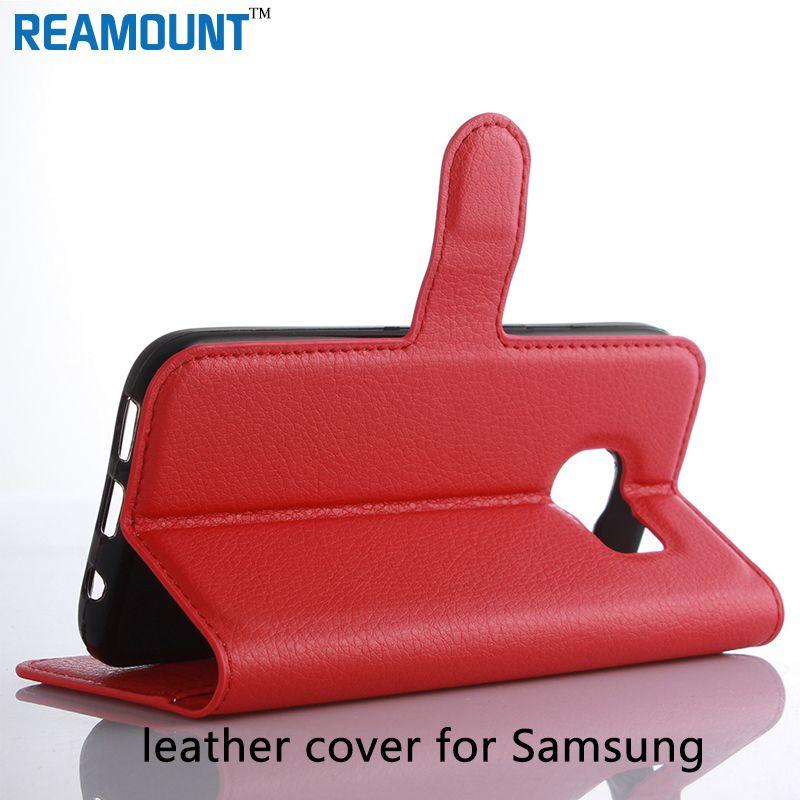 Luxo estojo de couro tampa flip carteira saco com titular do cartão kickstand casos de telefone para samsung s5 mini para samsung 7 edge case