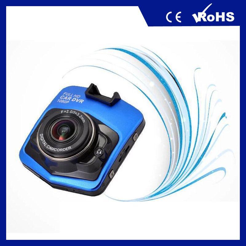 Car DVR High Quality GT300 Full HD 1080P Mini Car Night Vision Factory Direct Free shipping