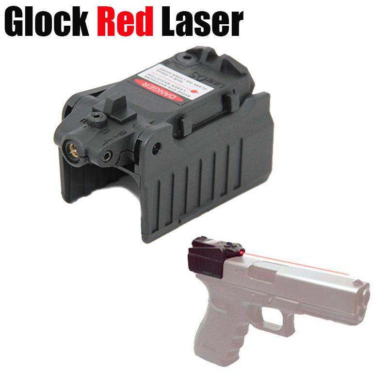 التكتيكية الاتفاق مسدس البصر بالليزر الأحمر لG 17 18C 22 34 سلسلة