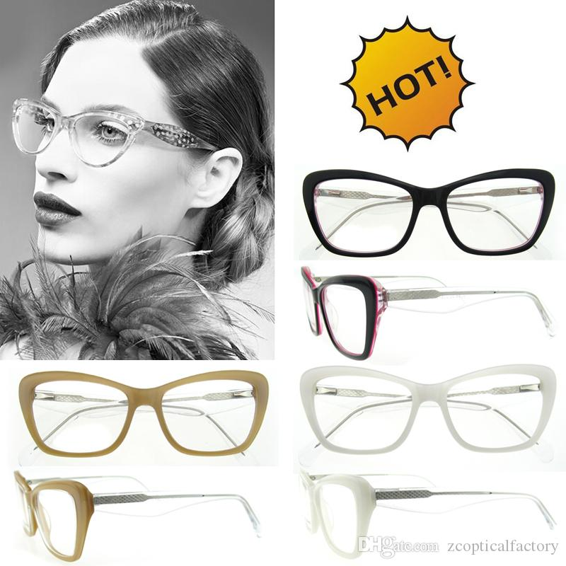 2018 2017 Newest Fashion Ready Made Italian Eyeglass Frames Designer ...