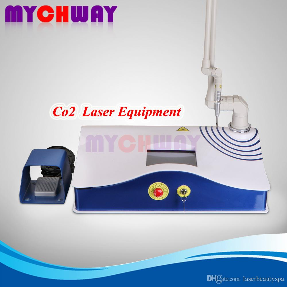 Top Techonology CO2 Laser 3mW Light Surgical System Pigment Acne Wrinkles Removal Beauty Equipment Facial SPA