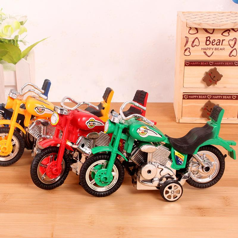 B231 2 yuan children toy car back in motorcycle motorcycle toys back toy car yiwu small commodity
