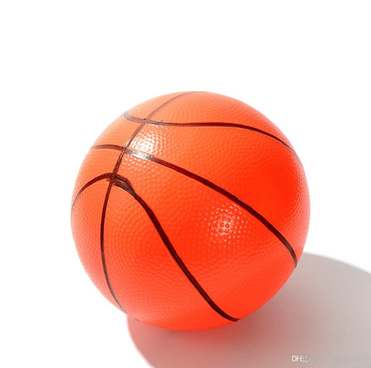 3 Pieces Kids Mini Basketball Inflatable Toy Indoor//Outdoor Sports Ball
