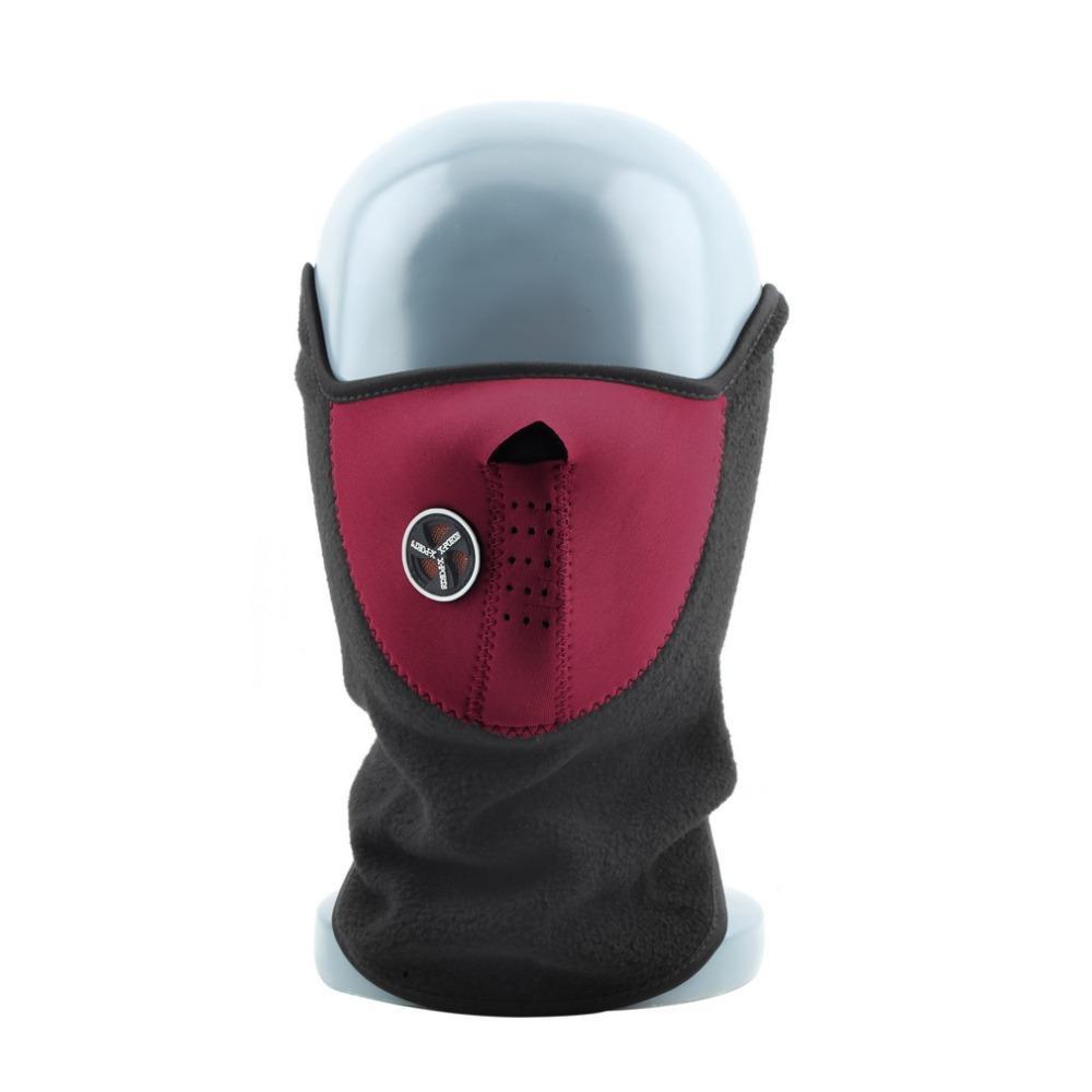 2016 new Neoprene Winter Neck Warm Face Mask Veil Sport Motorcycle Ski Bike Biker