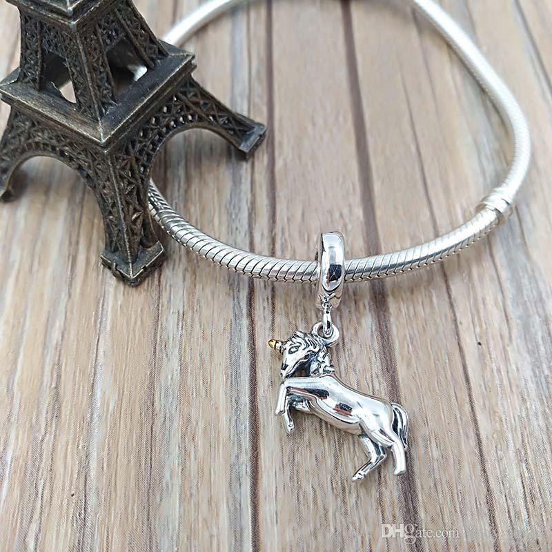Greyhound Dog CharmFits All European Style Charm Bracelets