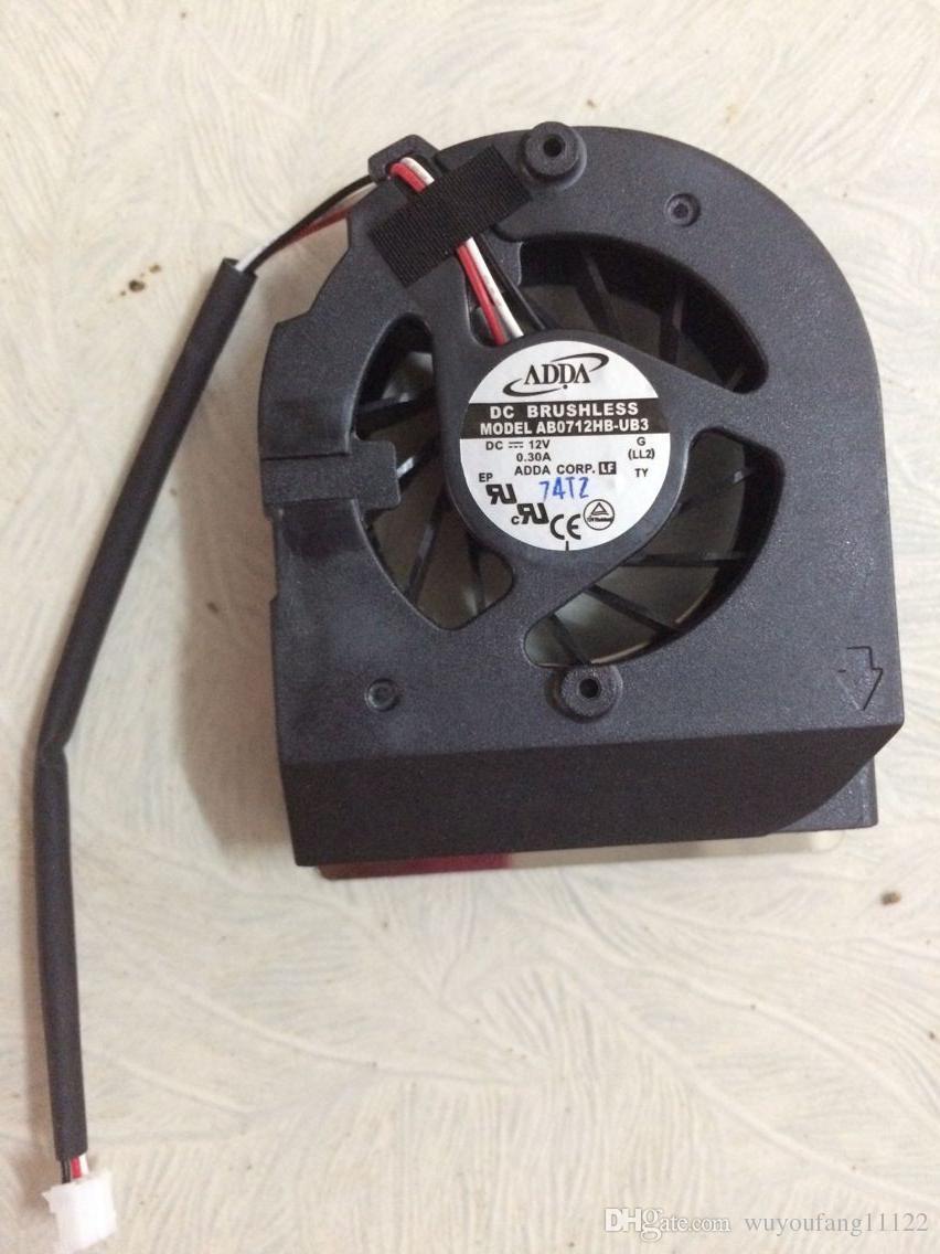 p//n:731521500103 laptop cpu cooling fan cooler S215 Brand New and Original CPU fan for ADDA AB08505HX120B00