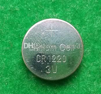 Großhandelsmünzenbatterie CR1220 3v Lithiumknopfzellen 5000pcs pro Los