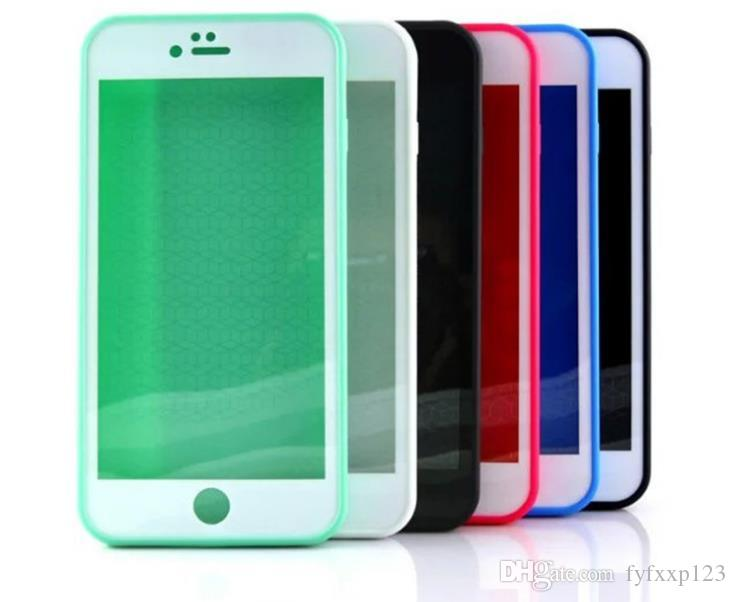 Cell Phone Cases Waterproof Phone Cases Shockproof Underwater Diving full Cover Bag Case For iPhone 8 X 7 plus 6/6s 5/5s