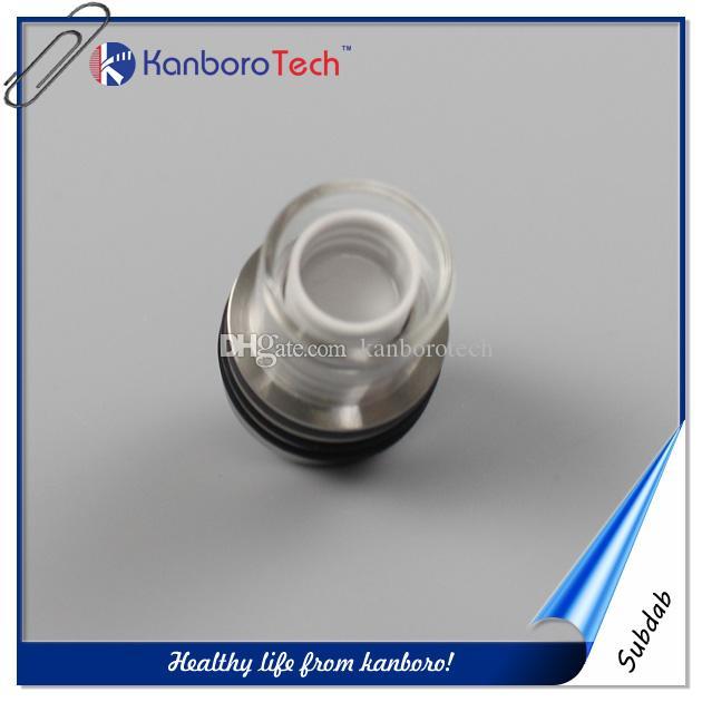 fabricant chinois Portable Elektronik Sigara 510nail Wax Vaporizer 510nail avec 18350battery Adaptateur pour verre Bong Portable Vape.