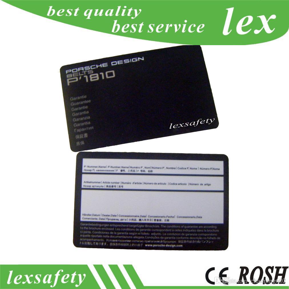Fournisseur de carte RFID Imprimer 100pcs / lot F08 1K 13.56MHZ Remise en plastique sans contact Paiements PVC Carte