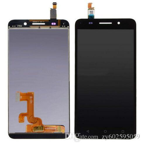 Black Touch Screen Digitizer Sensor Glass Lens + LCD Display Monitor Screen Panel Module Assembly for Huawei Honor 4X