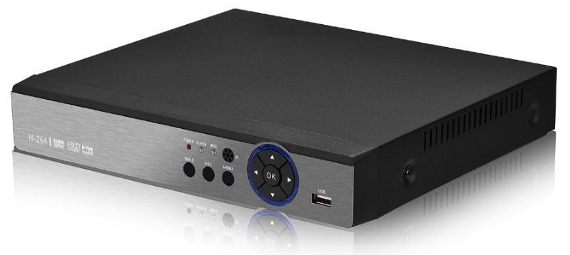 H265 Xmeye 5IN1 16CH 5MP AHD DVR NVR XVR CCTV 1080P 3MP 5MP Hybrid Security DVR Recorder Camera Onvif RS485 Coxial Control P2P Cloud