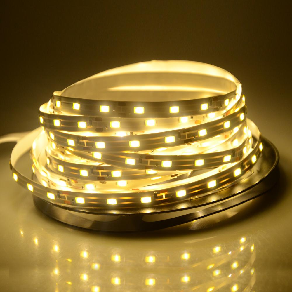 Wholesale-Foxanon LED Strip light 5630 DC12V 5M 300led Flexible 5730 ...