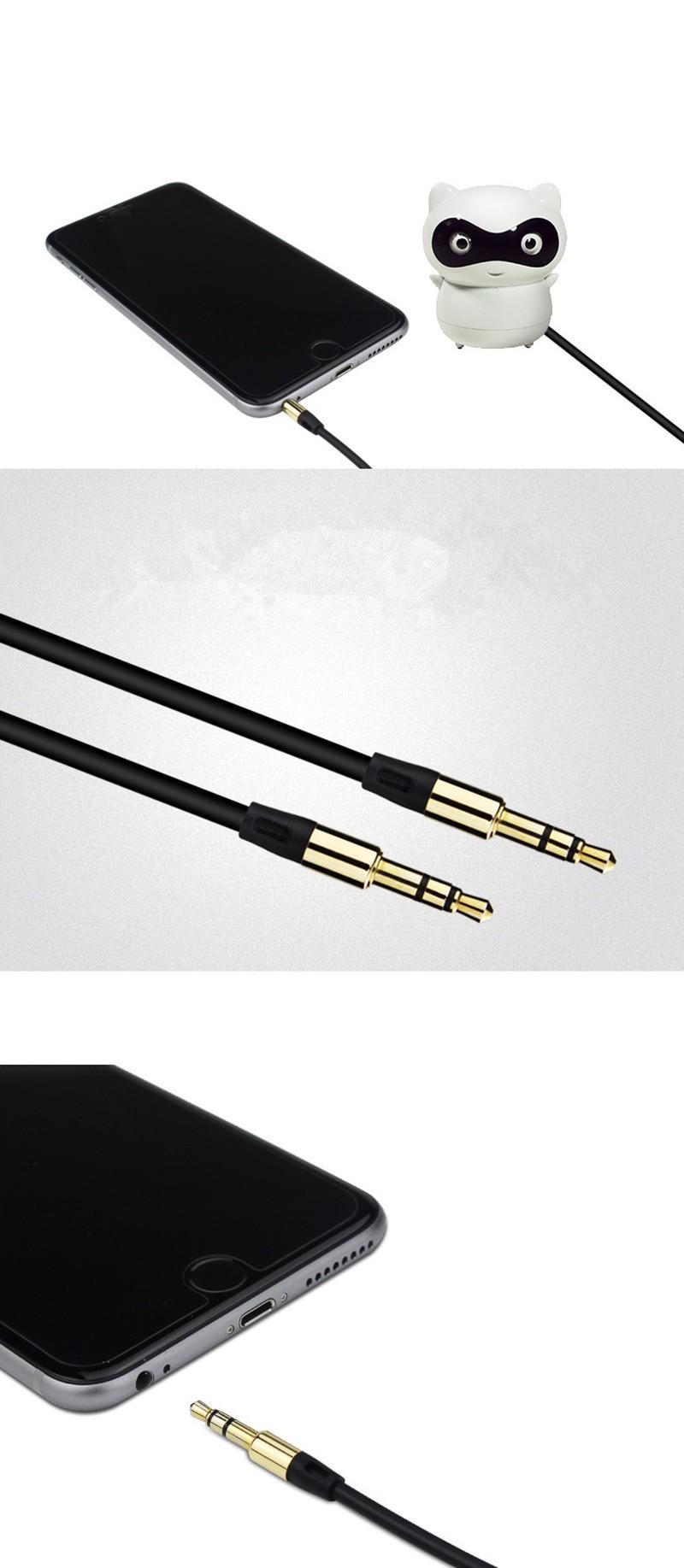Großhandel Kabel für Auto iPhone Samsung MP3 MP4 Kopfhörer ...