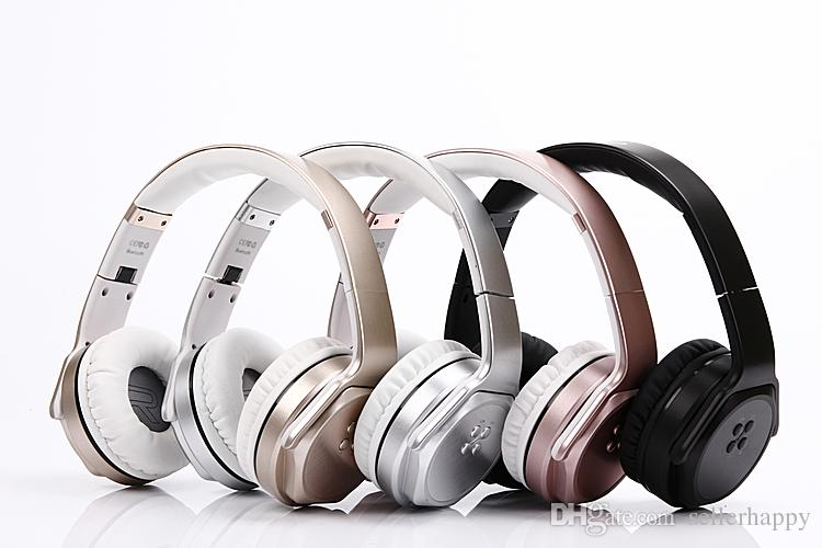 SODO MH3 NFC 2in1 Twist-out Speaker Bluetooth Headphone With FM Radio /AUX/TF Card MP3 Sports Magic Wireless Headset