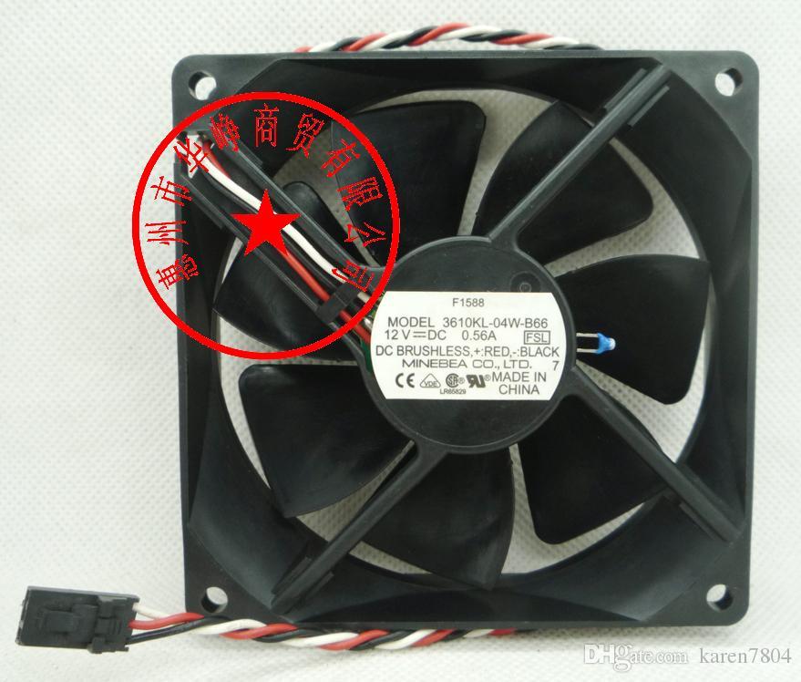 NMB 9225 12V 3610KL-04W-B19 3610KL-04W-B29 3610KL-04W-B59 3610KL-04W-B49 3610KL-04W-B69 3610KL-04W-B66 3610RL-04W-B56 Ventilador
