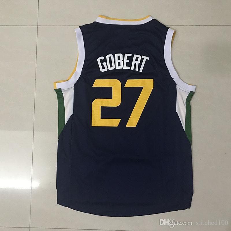 detailed look 3e4ac 5e1d2 27 rudy gobert jersey qt
