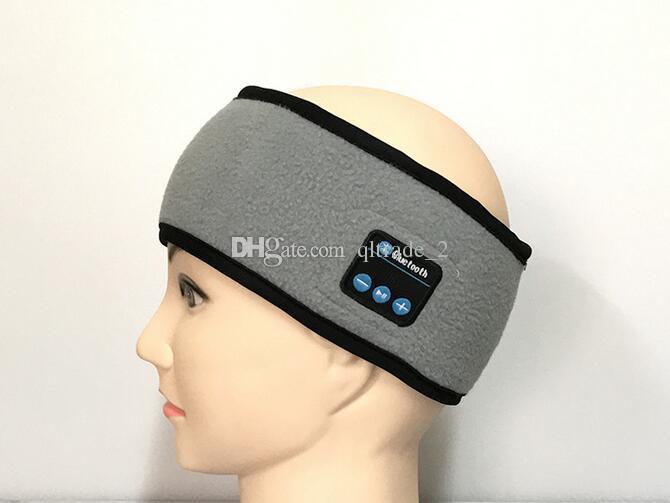 Sciarpa per archetto per musica senza fili, cuffia Bluetooth dedicata, musica udibile, sport all'aria aperta, fascia da yoga