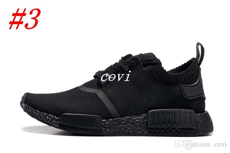 BUY Adidas NMD R1 Core Red Black
