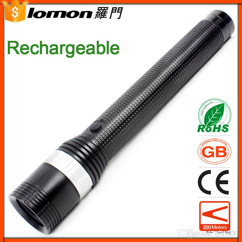 Zoomable LED Flashlight Aluminum Alloy 18650 Rechargeable Battery + Charger Zoom LED Torch High Power Super Bright Fishing Camping Light
