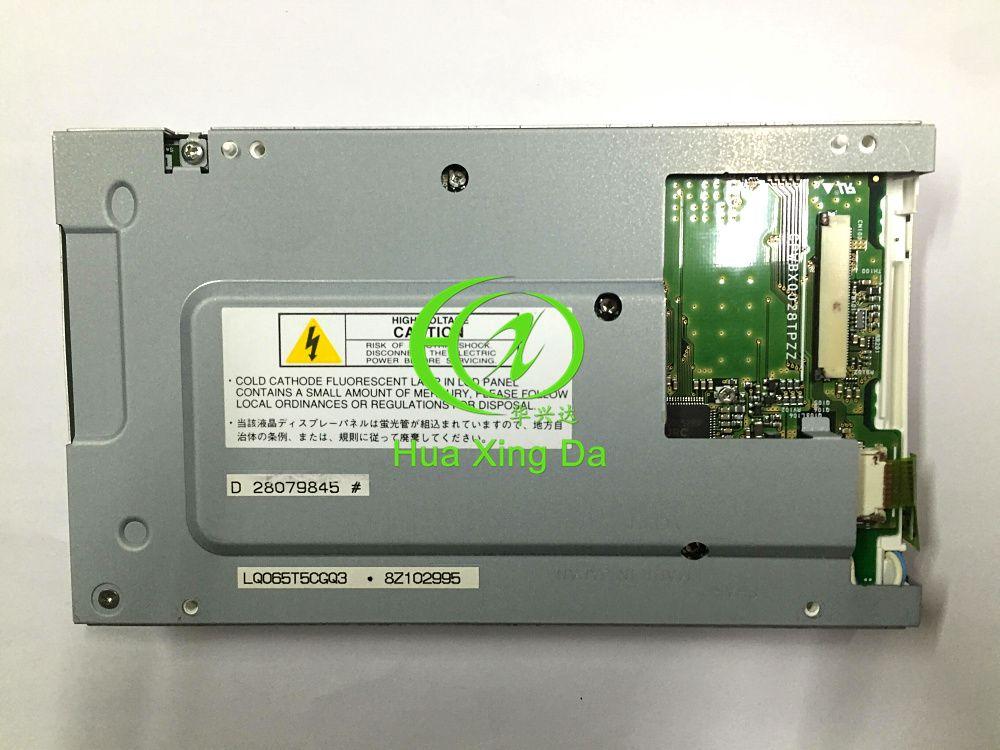 """Nouveau 6,5 """"panneau d'affichage LCD LQ065T5CGQ2 LQ065T5CGQ1 LQ065T5CGQ3 LQ0DAS1214 pour buick opel Bosh voiture GPS NAVI moniteur"""