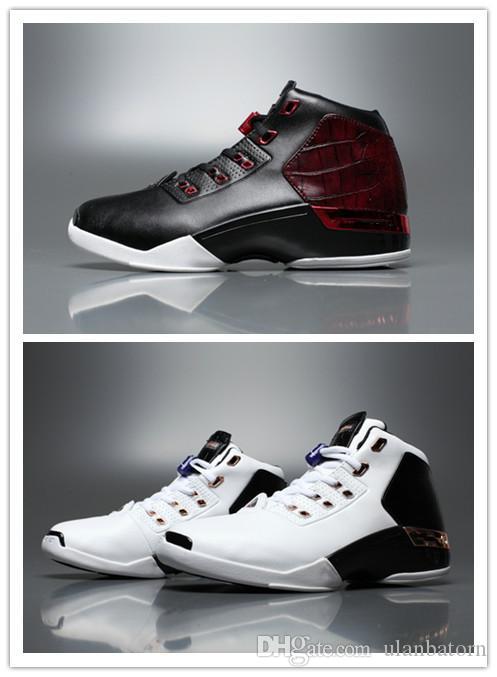 2016 NEW cheap fashion 17+mens basketball shoes 17s sneakers boy wholesale hot free shipping cheap sale good quality white black