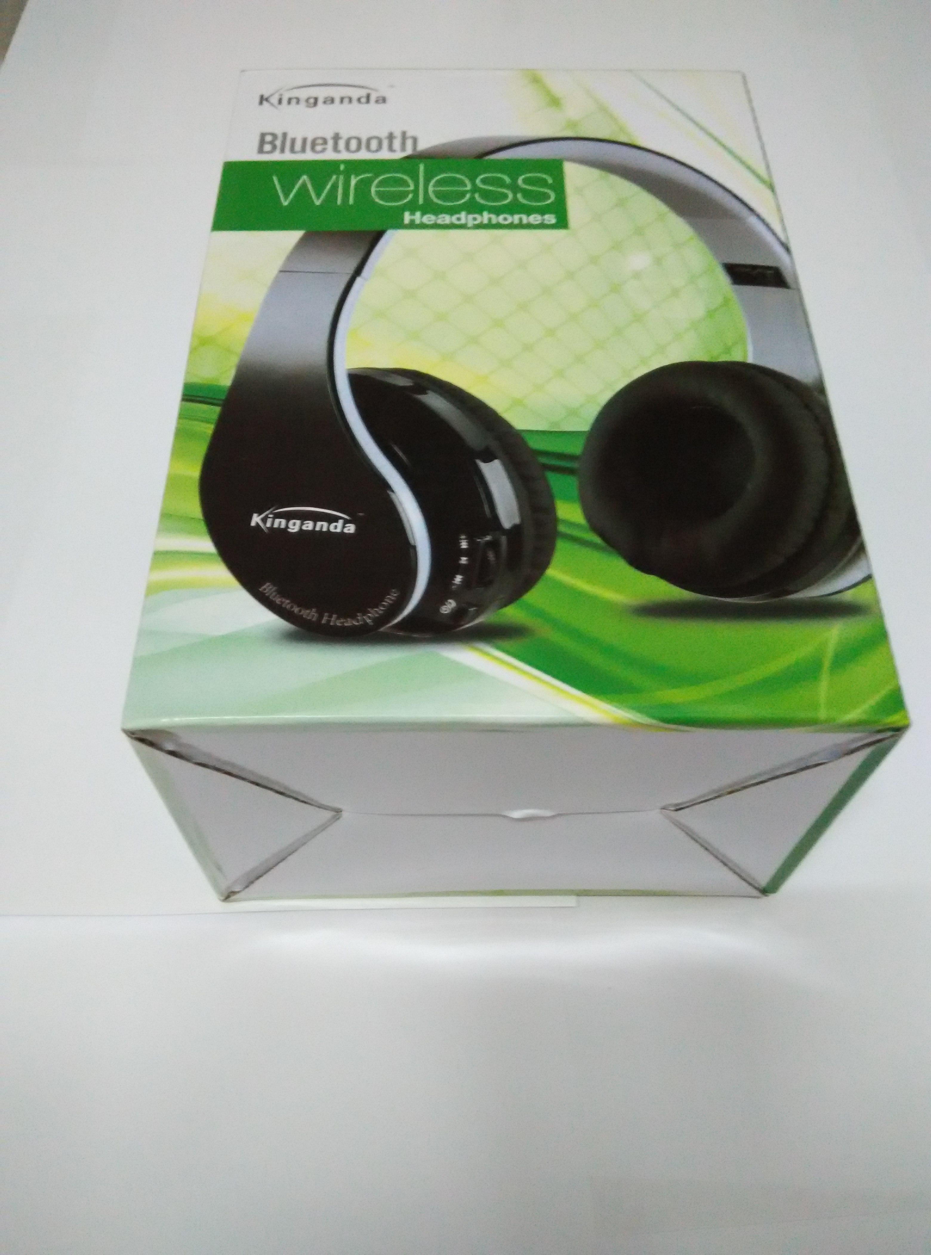 Beyution V4 1 Bluetooth Wireless Foldable Hi Fi Stereo Headphone For Smart  Phones & Tablets Blac KingandaiPhone,IPad,IPod,Android Best Headphones