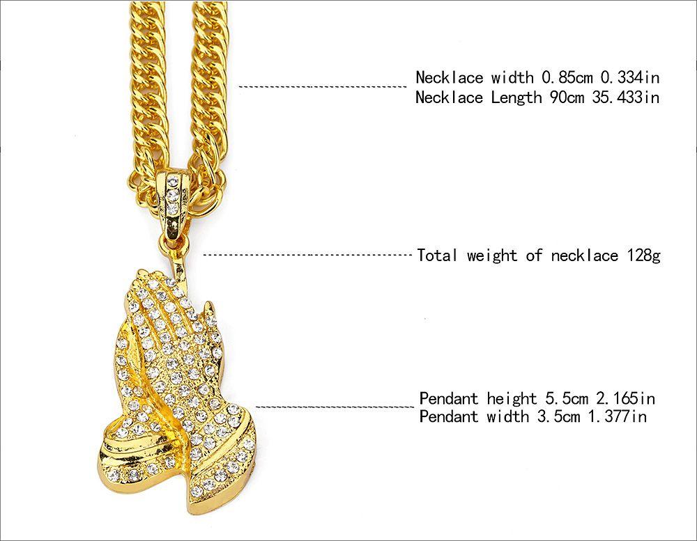 2-necklace men