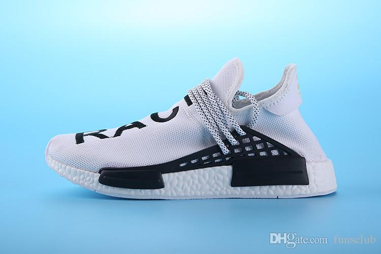 clearance many kinds of high Quality Pharrell Williams x NMD HUMAN RACE Shoes In Yellow white red blue green black grey pink eur 36-45 cheap online cheap wholesale qyuzcmqo