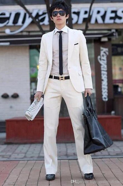 Les hommes en Europe et les voyageurs d'affaires et de loisirs britanniques ont modifié l'édition de la nouvelle combinaison de mode / M-3XL