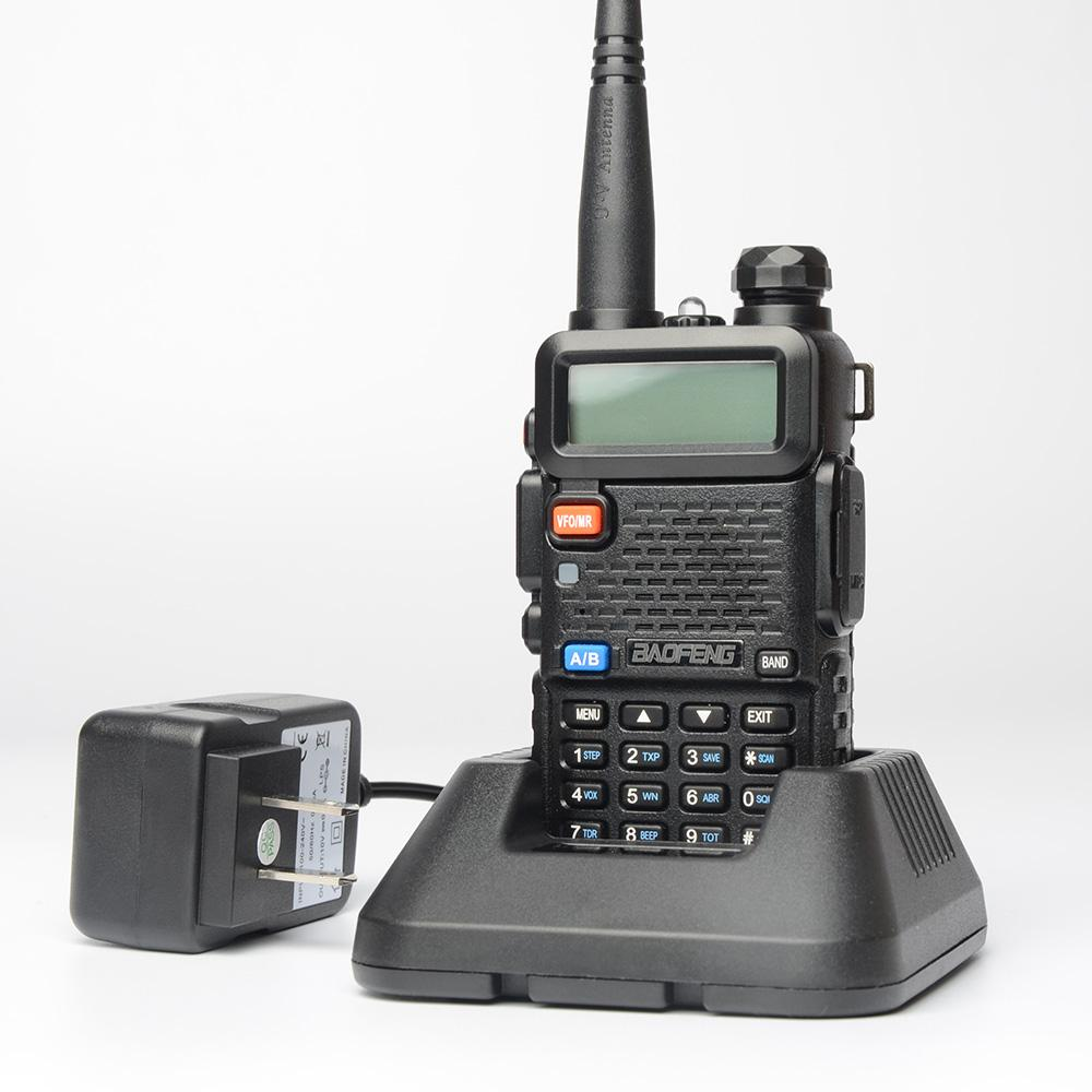 New Baofeng UV5R Walkie Talkie Dual Band Two Way Radio Pofung uv 5R Rádio Portátil Ham Transceiver Baofeng UV5R Handheld Toky Woky