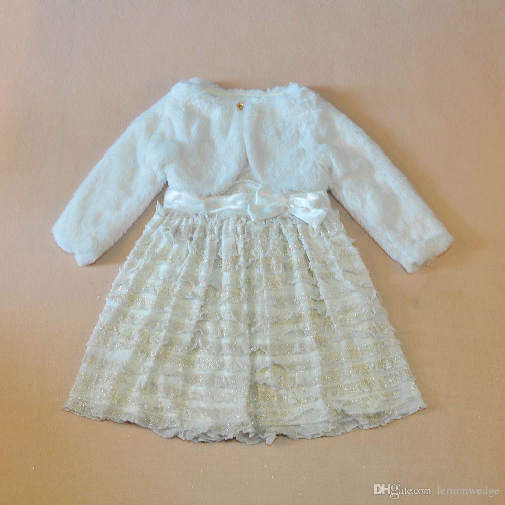 2018 New Fashion Spring Autumn Baby Girls Princess Sleeveless Cute ...