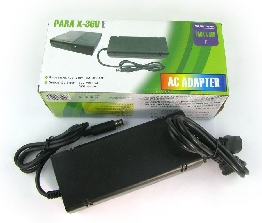 Nuovo arrivo 12V 135W per Xbox360E Caricatore adattatore CA Cavo di alimentazione per Xbox 360 Xbox360 E Adattatore CA Spina americana
