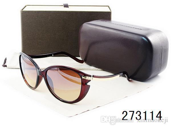 Neues design polarisierte gläser marke sonnenbrille für männer polarisierte Eyewear cat eye Driving Reise zubehör UV400 Brillen sonnenbrille sommer