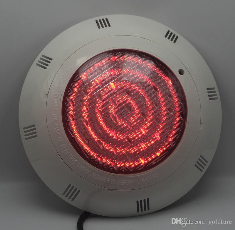 LED Pool Light 22W Illuminazione subacquea RGB Lampada Jacuzzi 12V IP68 Impermeabile